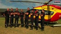 Nouveau CIS des Sapeurs Pompiers - TVBI Belle-Ile Télévision