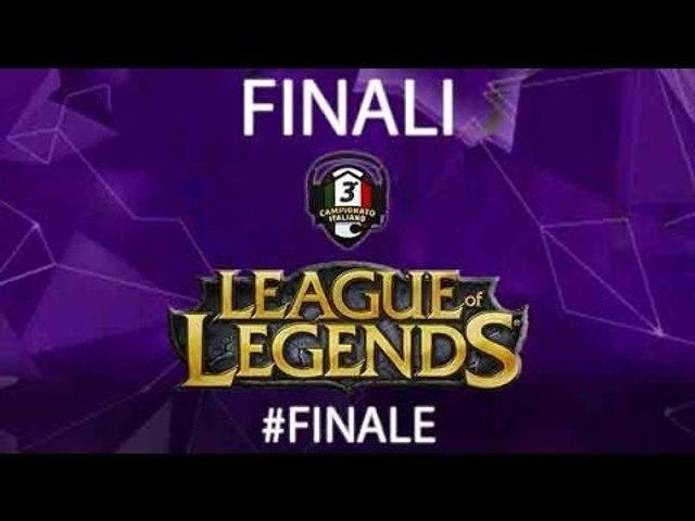 Finale 3°Campionato Personal Gamer di League of Legends