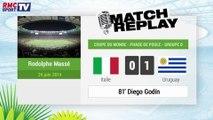 Les meilleurs moments de la Coupe du Monde avec le Match Replay !