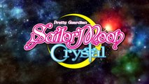 Sailor Moon Crystal - Bande-Annonce du reboot