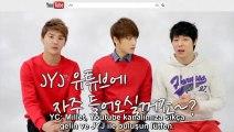 (Türkçe Altyazı) JYJ  Kim Jaejoong  Park Yoochun  Kim Junsu