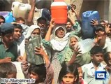 Video report on undeclared electricity shortages causing extreme trouble in the month of Ramadan. Power cuts almost gone 12 to 14 hours a day.