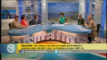 """TV3 - Els Matins - Josep Z. Ferré: """"La renta del pagès ha baixat moltíssim els últims anys"""""""