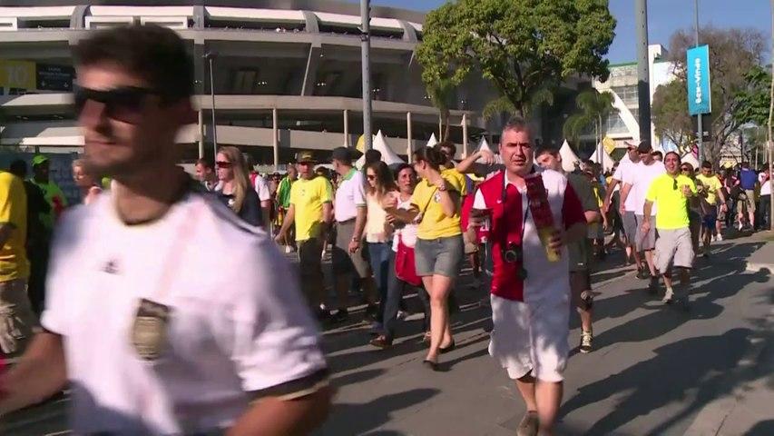 Mondial: bilan positif en vue des JO 2016 à Rio