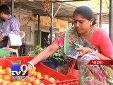 Tomato prices skyrocket to Rs 40 per kg - Tv9 Gujarati