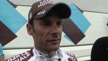 """Tour de France 2014 - Etape 8 - Jean Christophe Péraud : """"Le Tour commence pour moi"""""""
