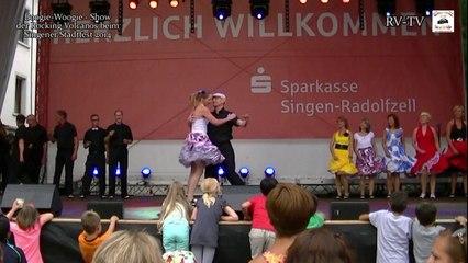 Teil5 Singener Stadtfest 2014 Rocking Volcanos Show - Bettina & Frank