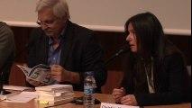 Enjeux 7 31/01/14 débat avec Christine Montalbetti et Tanguy Viel