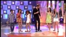 David Parejo,Maria Parrado,Rocio Doña,Carmen,Claudia y Alex-Mi Musica es tu voz