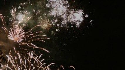 Abschlussfeuerwerk - Höchster Schloßfest 2014