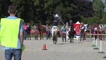Championnat de France d'Equitation Sport Adapté 2014