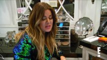 "Khloé Kardashian Threatens to Punch Scott Disick in the ""F-----g Throat"""