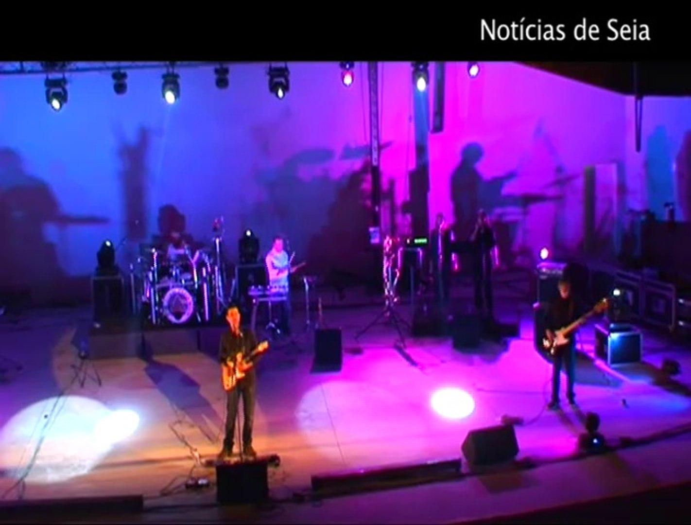 Tributo aos Pink Floyd pela Lisbon Floyd Band