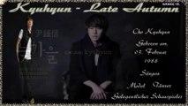 Yoon Jong Shin ft. Kyuhyun of Super Junior - Late Autumn MV k-pop [german sub]