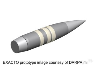 DARPA's New Military Tech: Self-Guiding Sniper Bullets