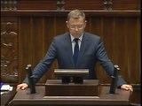Poseł Tomasz Piotr Nowak - Wystąpienie z dnia 10 lipca 2014 roku.