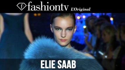 Elie Saab Couture Fall/Winter 2014-15 | Paris Couture Fashion Week | FashionTV
