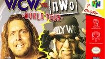 [N64] WCW vs nWo World Tour - OST - Match BGM 02