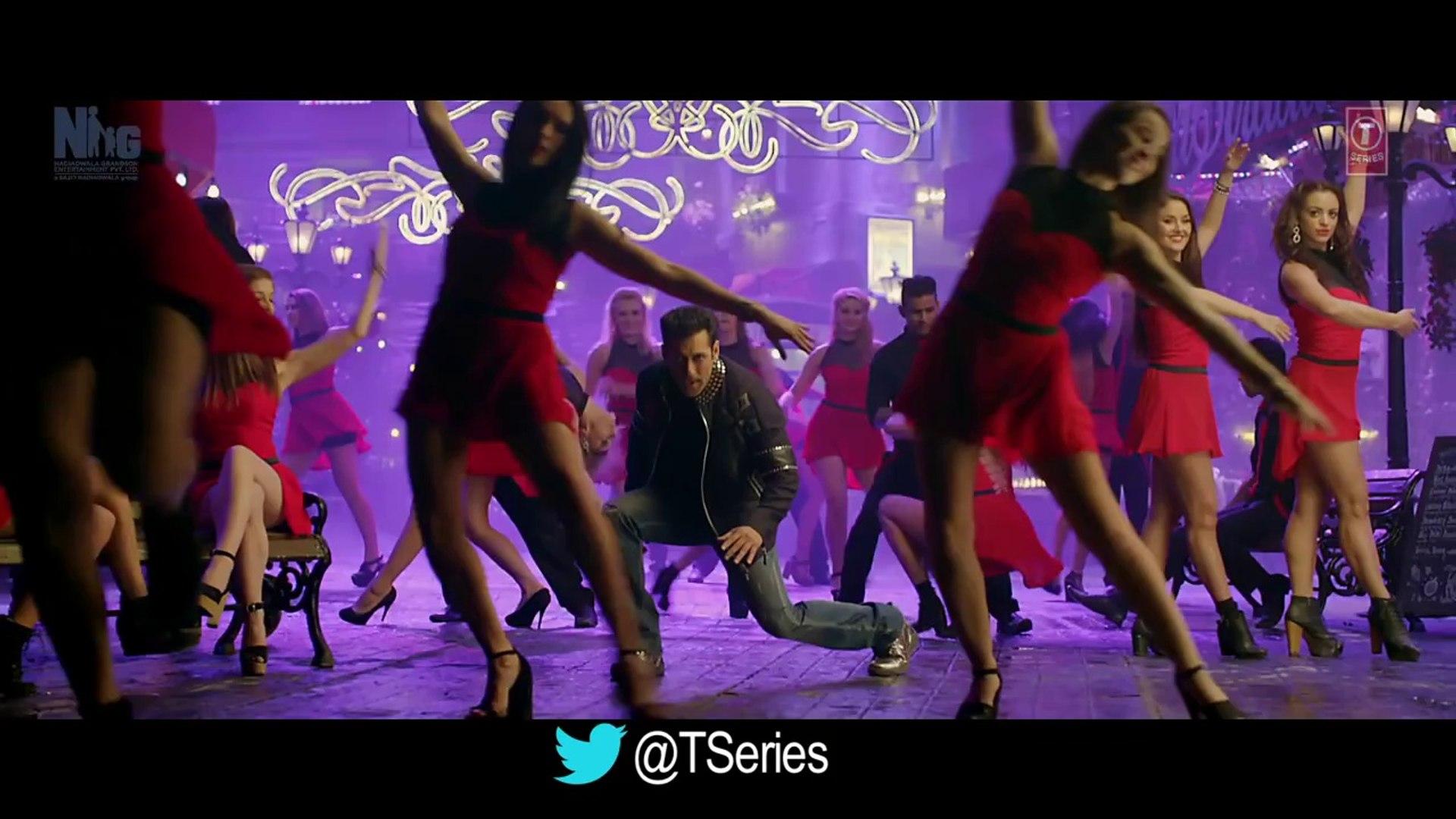 Hangover Video Song - Official - Salman Khan, Jacqueline Fernandez - Meet Bros Anjjan - KICK