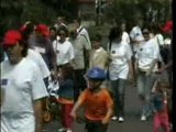 En marche contre la leucémie Nice 2006