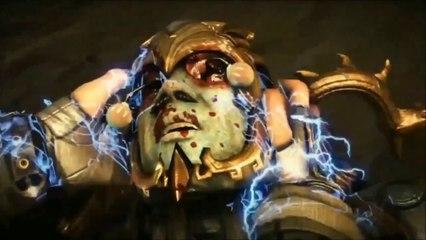 Trailer Raiden de Mortal Kombat X