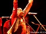 """Jimmy Cliff """"Reggae night"""" live à Chambéry"""