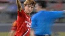 K-League: Gyeongnam 1-4 Jeonbuk Motors