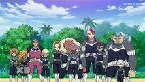Inazuma Eleven Go Chrono Stone 02 ¡Arion Viaja En El Tiempo! [Audio Español]