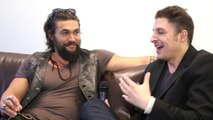 "Jason Momoa Segues from ""Game of Thrones"" to ""The Road to Paloma"""