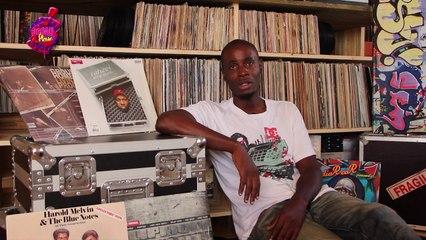 PORTRAIT DJ HIP HOP