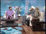 Aman Ramadan Sehri Transmission with Sabookh Syed on Geo TV 13-07-2014 part-2
