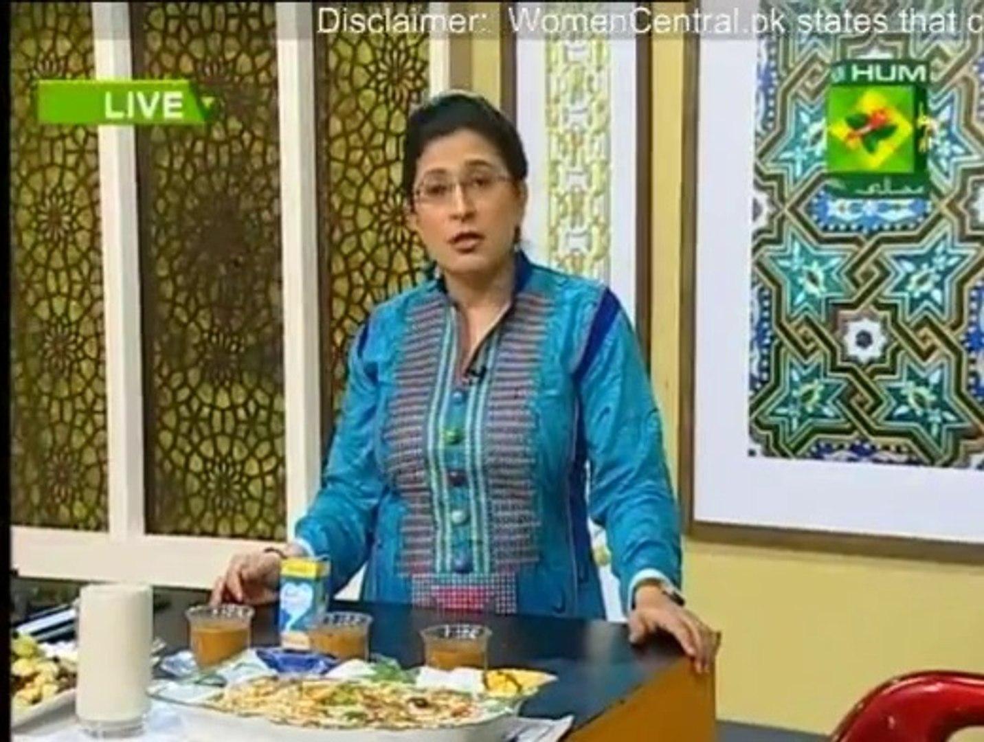 Food Diaries - Black Chana Sweet Potato Chaat & Banana Nut Lassi - Part 02