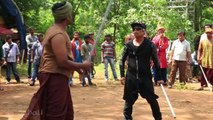 bahubali making 5  Peter - The Bold  Peter - The Bold, our tribute to one of the most colourful personalities on our sets