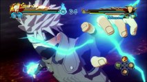 Naruto SUN Storm Revolution - Try out the demo now! (Japan Expo 2014 Trailer)