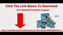 Lift Weights Faster Review - Best Program 2014 Training Exercises for Women by Jen Sinkler