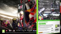 NGM TEAM RIDERS official tester of MotoGP 14