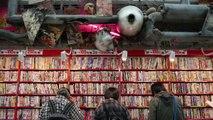 Japon: un manga raconte la vie à Fukushima
