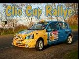 Rallye Lyon Charbonnières 2006 Clio Cup
