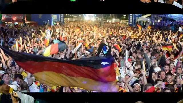 Germany wins the world cup!!