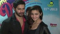 Special Screening Of Humpty Sharma Ki Dulhania   Alia Bhatt & Varun Dhawan
