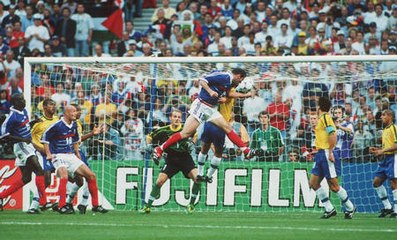 « Qui tapera Sacco ? » : les 3 Bleus remplacés lors de la finale 1998