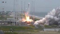 Orbital lance sa capsule Cygnus vers l'ISS