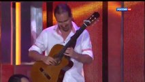 Worst Guitar Solo ever : Playback elecric guitar solo played with acoustic guitar