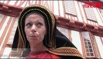 Anne de Bretagne invitée d'honneur des Fêtes historiques de Vannes