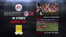 Madden NFL 15 - Gameplay Features The Gauntlet