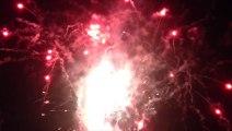 Luchon : 14 juillet, feu...d'artifice