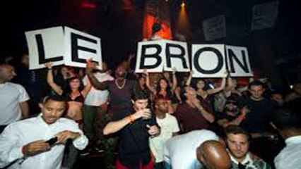 Lebron James Party! Cavaliers For $42m