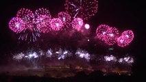 En exclusivité mondiale : Le Feu d'Artifice de Carcassonne et l'embrasement de la Cité du 14 juillet 2014, sur TVcarcassonne :