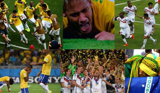 Copa das Copas! L!TV elege melhor e pior do Mundial no Brasil