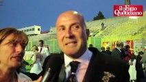 """Catanzaro, capo ultras (consigliere Fi) si sposa allo stadio. Il coro: """"Basta divise blu"""" - Il Fatto Quotidiano"""